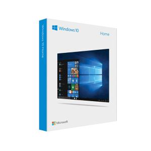 Microsoft Windows 10 Home software