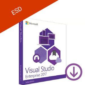 Visual Studio Enterprise 2017 Lifetime esd